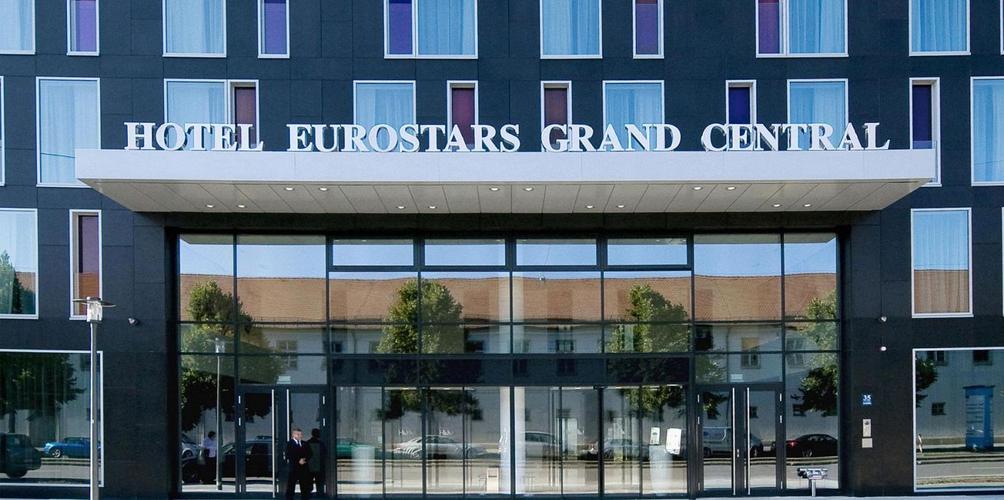 Eurostars Grand Central Ab 87 2 4 8 Munchen Hotels Kayak