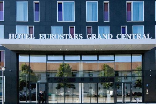 Eurostars Grand Central - Munich - Toà nhà