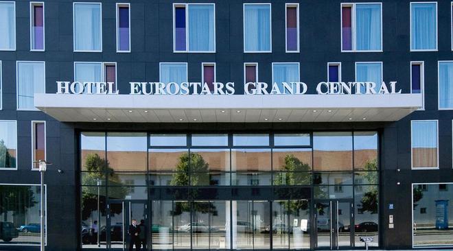 Eurostars Grand Central - Monaco di Baviera - Edificio