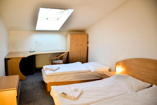Hotel Inturprag - Praha (Prague) - Phòng ngủ