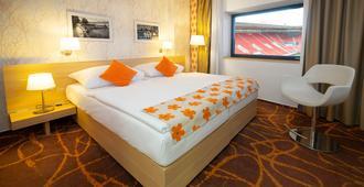 Iris Hotel Eden - Czech Leading Hotels - פראג - חדר שינה