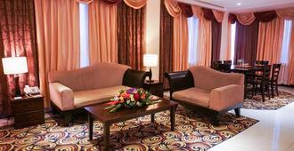 Bayview Park Hotel Manila - Manila - Wohnzimmer