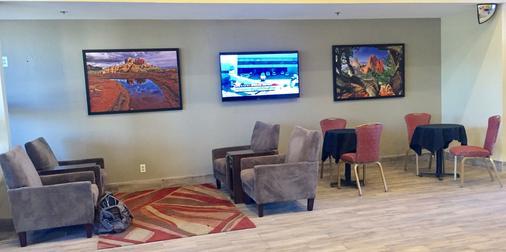 Travelers Inn - Phoenix - Phoenix - Lounge