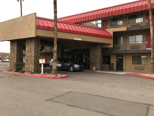 Travelers Inn - Phoenix - Phoenix - Gebäude