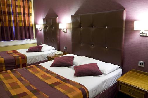 弗雷德里克大樓酒店 - 愛丁堡 - 愛丁堡 - 臥室