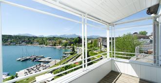 Seehotel Hubertushof - Velden am Wörthersee - Balcony