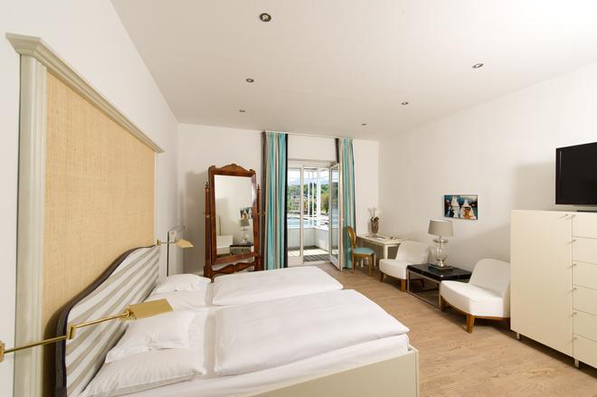 Seehotel Hubertushof - Velden am Wörthersee - Bedroom