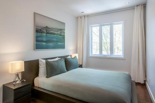 Lmvr - Luxapt 3 - 7 Bedrooms 2 Bathrooms - Μόντρεαλ - Κρεβατοκάμαρα