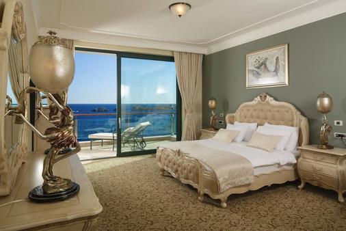 Royal Princess Hotel - Ντουμπρόβνικ - Κρεβατοκάμαρα