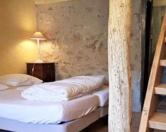 La Maison de Marguerite - Montbrun-les-Bains - Schlafzimmer