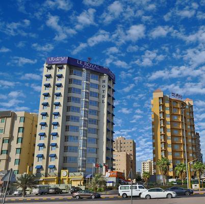 Le Royal Express Salmiya Hotel - Kuwait City - Κτίριο