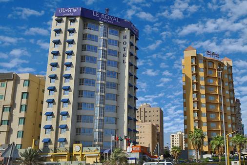 Le Royal Express Salmiya Hotel - Kuwait City - Building