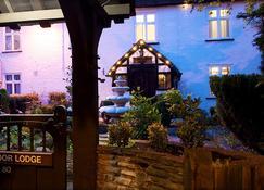 Tudor Lodge Hotel - Pinner - Edificio