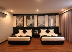 Bloommaze Boutique Hotel - Puchong - Yatak Odası