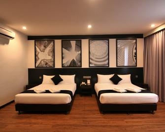 Bloommaze Boutique Hotel - Puchong - Phòng ngủ