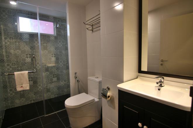 布魯梅茲精品酒店 - 蒲種 - 浴室