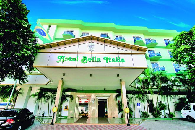 Bella Italia Hotel & Eventos - Foz do Iguaçu - Building