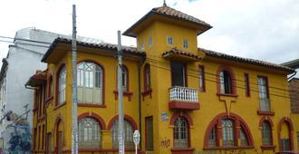 B&b Cq Lourdes - Hostel - Bogotá - Edificio
