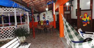 Hostel Boa Viagem - Recife - Hall