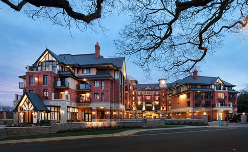 Oak Bay Beach Hotel - Adults Only - Victoria - Building