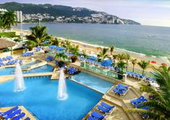 阿卡普爾科 - 科帕卡巴納海灘酒店 - 阿卡波可 - 阿卡普爾科 - 游泳池