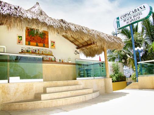 阿卡普爾科 - 科帕卡巴納海灘酒店 - 阿卡波可 - 阿卡普爾科 - 酒吧