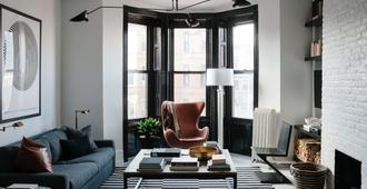 The Hux Hotel - London - Living room
