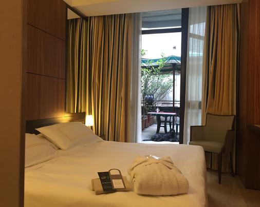 Hotel Carrobbio - Milan - Bedroom