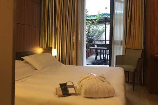 卡路比奧酒店 - 米蘭 - 米蘭 - 臥室