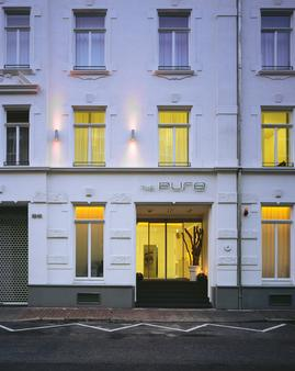The Pure, Frankfurt, a Member of Design Hotels - Φρανκφούρτη - Κτίριο