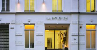 The Pure, a member of Design Hotels - Francfort - Bâtiment