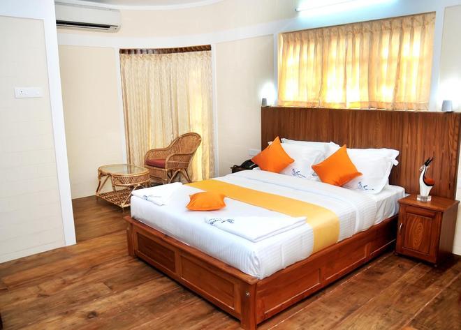 Dahlia Beach Resort - Varkala - Bedroom