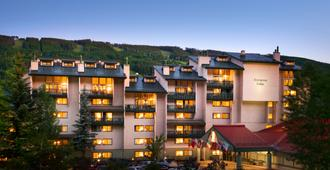 Evergreen Lodge at Vail - Vail - Rakennus