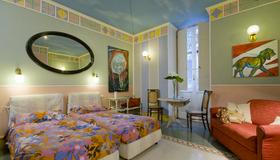 Hotel Emona Aquaeductus - Rome - Slaapkamer