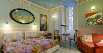 Hotel Emona Aquaeductus - Roma - Habitación