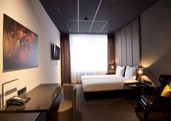 夜光酒店 - 艾恩德霍芬 - 埃因霍溫 - 臥室