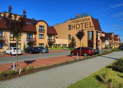 프리마베라 호텔 & 콩그레스 센터 - 플젠 - 건물