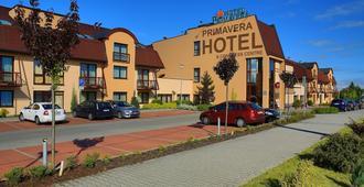 Primavera Hotel & Congress Centre - Pilsen - Edificio