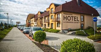 Primavera Hotel & Congress Centre - Plzeň - Rakennus