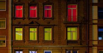 Colour Hotel - Fráncfort - Edificio