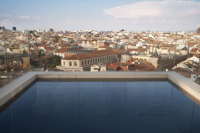 Dear Hotel Madrid - Madrid - Pool