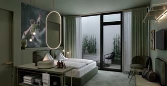 Altstadthotel Weisses Kreuz - Innsbruck - Bedroom