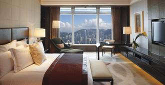 The Ritz-Carlton Hong Kong - Hongkong - Makuuhuone