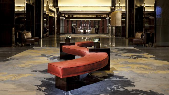 The Ritz-Carlton Hong Kong - Hong Kong - Lobby