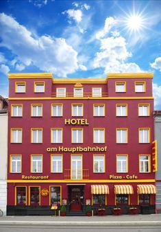 Hotel Am Hauptbahnhof - Σβερίν - Κτίριο