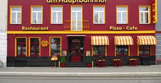 Hotel Am Hauptbahnhof - Schwerin (Mecklenburg-Vorpommern) - Building