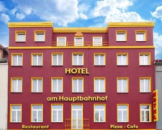 Hotel Am Hauptbahnhof - Schwerin - Gebäude