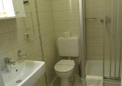 中央火車站酒店 - 史威林 - 什未林 - 浴室