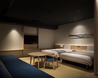 ベッセルホテルカンパーナすすきの - 札幌市 - 寝室