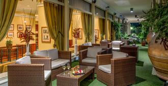 Grand Hotel Fleming - Roma - Area lounge